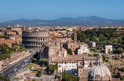 Colosseum, Rome - Italie photographie stock libre de droits