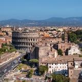 Colosseum, Rome - Italie photos libres de droits