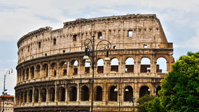 Colosseum, Rome, Italie Photographie stock libre de droits