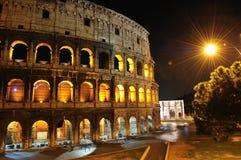 Colosseum Rome, Italien Arkivfoto