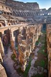 The Colosseum in Rome. Italy Stock Image