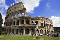 Colosseum, Rome, Italy. Colosseum Rome Italy. Landmarks of Rome Stock Images