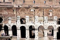 The Colosseum in Rome, Italy Royalty Free Stock Photos