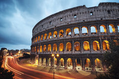 The Colosseum, Rome - Italy Stock Photography