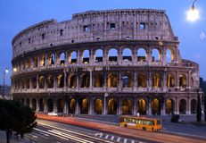 Colosseum, Rome, Italy. Stock Images