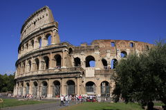 Colosseum of Rome, Italy Stock Image