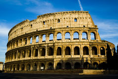 Colosseum in Rome, Italy. Famous landmark in Rome, Italy Stock Images