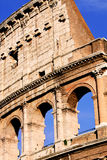 The Colosseum in Rome, Italy Stock Photography