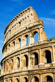 The Colosseum in Rome, Italy Stock Photos