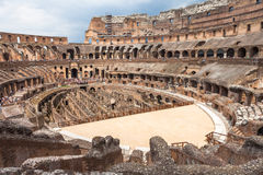 The Colosseum Stock Photo