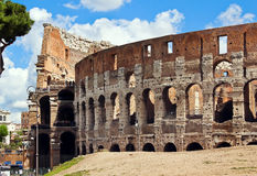 The Colosseum in Rome, Italy Royalty Free Stock Image
