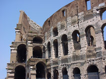 Colosseum Rome Italy. Historic bulding Stock Photography