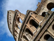 The Colosseum - Rome, Italy Stock Image