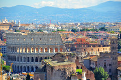 Colosseum, Rome Italy Stock Photo