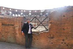 Colosseum in Rome, Italy Stock Photography
