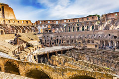 Colosseum Amphitheatre Imperial Rome Italy Royalty Free Stock Images