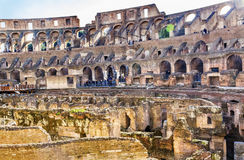 Colosseum Amphitheatre Imperial Rome Italy Royalty Free Stock Photo