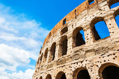 Colosseum in Rome, Italy. Stock Photos