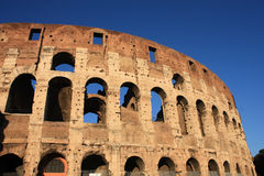 Colosseum in Rome, Italy Stock Images