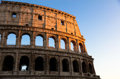 Colosseum (Rome. Italy. Europe Stock Image