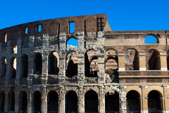 Colosseum & x28;Rome. Italy. Europe Stock Photo