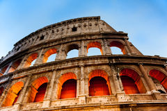 The Colosseum, Rome, Italy Royalty Free Stock Image