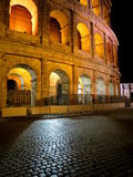 Colosseum, Rome, Italy. Colosseum in the evening, Rome, Italy Stock Photo