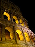 Colosseum, Rome, Italy. Colosseum in the evening, Rome, Italy Stock Images