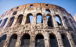 Colosseum in Rome, Italy Royalty Free Stock Images