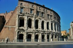 Colosseum, Rome Royalty Free Stock Image