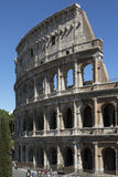 Colosseum - Rome - italy Stock Image