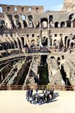 Colosseum of Rome Stock Photos