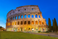 Colosseum - Rome - Italy Stock Photos