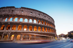 Colosseum, Rome - Italy Stock Image