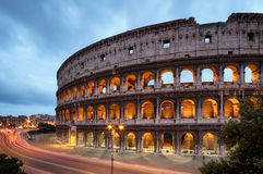 Colosseum, Rome - Italy Royalty Free Stock Images
