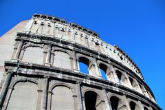 Colosseum, Rome, Italy Stock Image