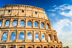 Colosseum, Rome in Italy Royalty Free Stock Image
