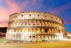 Colosseum, Rome, Italy Royalty Free Stock Image