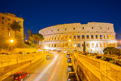Colosseum in Rome, Italy Royalty Free Stock Image
