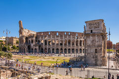 Colosseum Royalty Free Stock Photos