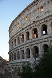 The Colosseum of Rome Royalty Free Stock Images