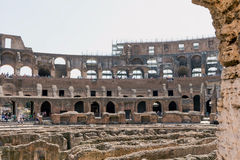 The Colosseum of Rome Royalty Free Stock Photo
