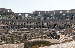 The Colosseum of Rome Royalty Free Stock Photos