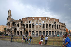 Colosseum in Rome Royalty Free Stock Images