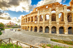 The Colosseum Rome Stock Photography