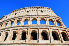 COLOSSEUM IN ROME Stock Photos