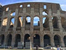 Colosseum Rome w Lazio w Italy zdjęcie royalty free