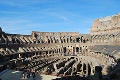 Colosseum Rome w Lazio w Italy Fotografia Stock