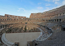 Colosseum ruins Royalty Free Stock Image