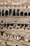 The Colosseum ruins Royalty Free Stock Images